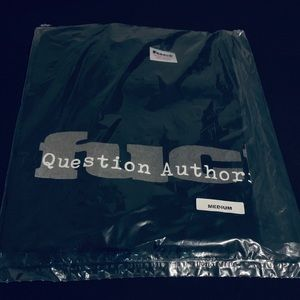 Fuct 3m question authority tee